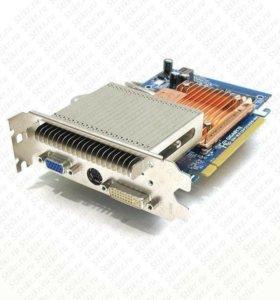 GIGABYTE Radeon X1600 Pro 500Mhz PCI-E 256Mb