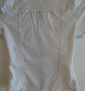 Рубашка школьная классика