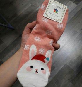 Очаровательные носочки