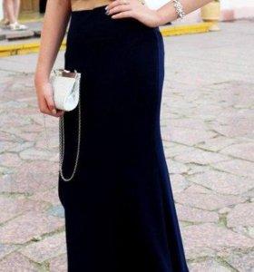 Платье для выпускного.Очень стильное .