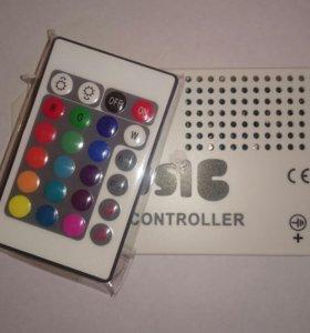 3х канальный музыкальный контроллер