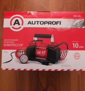 Автомобильный компрессор АК-65