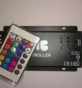 2х канальный музыкальный контроллер