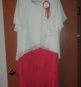Вечернее платье размер 50