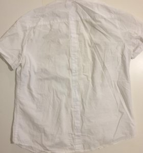Рубашка H&M воротник стойка