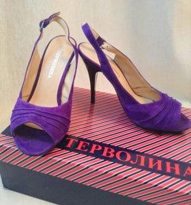Туфли Терволина, 36 размер