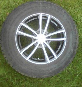 Зимние колеса на KIA Sportage 3