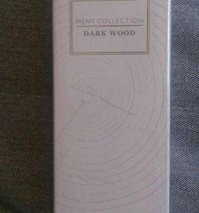 """Т/в мужская """"Dark wood"""" новая в упаковке"""