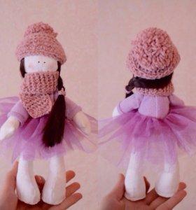 Интерьерные куклы и букеты Тильда