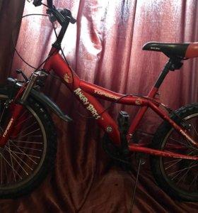 Велосипед детский, в хорошем состоянии