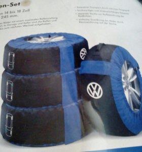 Новые оригинальные чехлы на шины