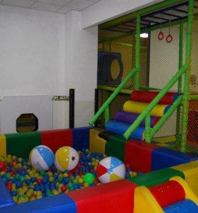 Оборудование для детского игрового центра
