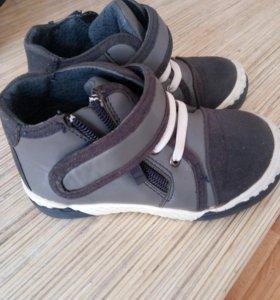 Ботинки как новые