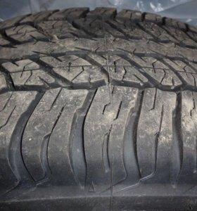 Dunlop Grandtrek AT20 и PT-2 265/65/17