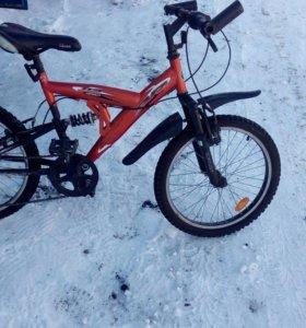 Велосипед 7-11лет