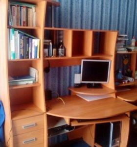 Компьютерный+писменный стол