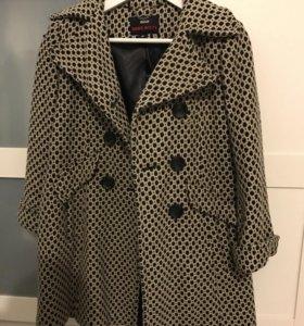 Пальто miss sixty демисезонное