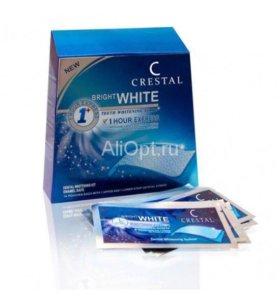 Отбеливающие полоски 3d Bright White.