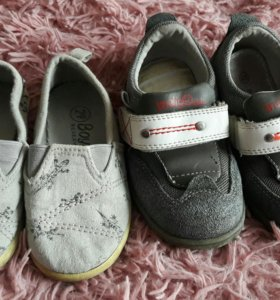 2 пары обуви