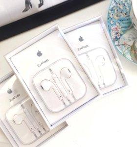 Оригинальные наушники для iPhone