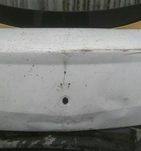 Багажник на рено логан