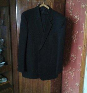 Мужской костюм (ткань плотная)54