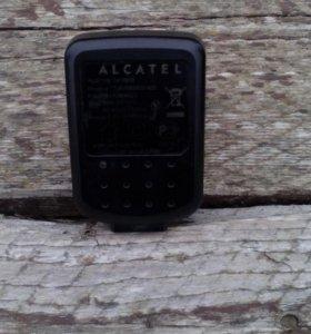 Зарядка AFKA-TECH + Адаптер от Алкателя
