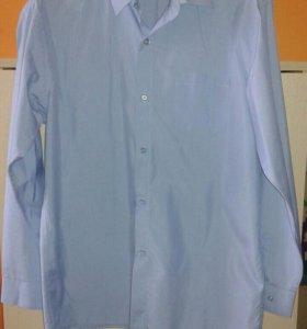 Две рубашки на подростка 158-164 см.