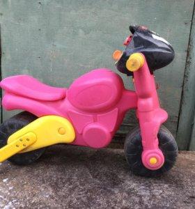 Мотоцикл тачки