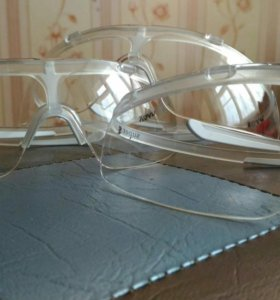Очки прозрачные защитные