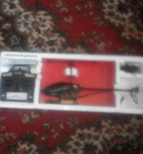 Вертолёт на радио управление с видео камерой