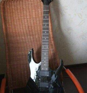 Гитара IBANEZ GIO GRGR121EX-BKN