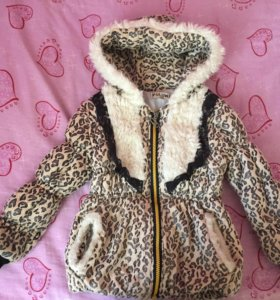 Курточка детская для девочек