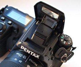 Pentax K-5 body
