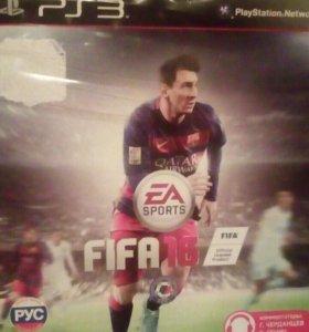 Fifa 16 на PS3