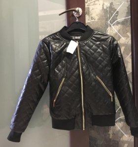 Новая куртка из Эко-кожи