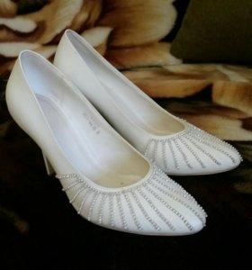 Свадебные туфли louisa peeress