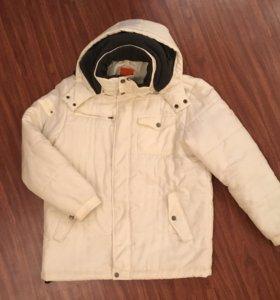 Зимняя куртка,пуховик,куртка мужская