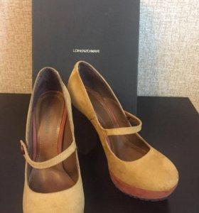 Туфли новые Lorenzo Mari