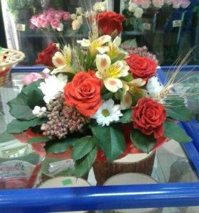Продам цветочный бизнес