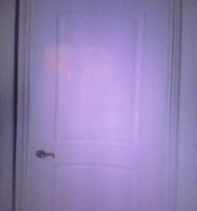 Дверное полотно мазанитовое !