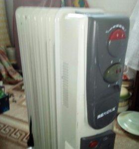 Обогреватель масляный радиатор