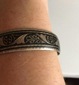 браслет серебряный вес 16,4