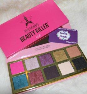 Палетка теней Jeffree Star Beauty Killer Eyeshadow