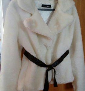 Курточка искусственный мех