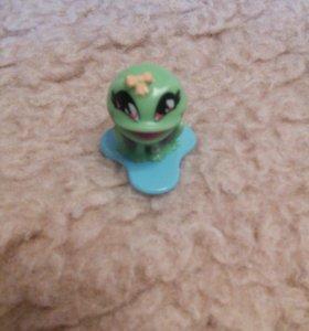 Игрушка лягушка 🐸