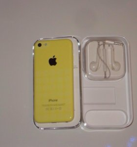 IPhone 5c 32Gb желтый