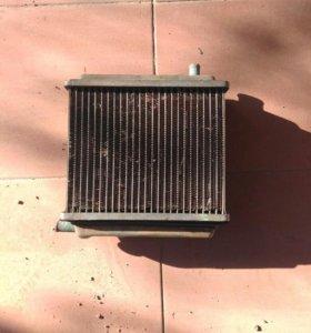 Радиатор отопителя медный на газ 66