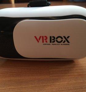 VR Box (очки виртуальной реальности)