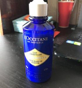 Молочко для снятия макияжа L'occitane